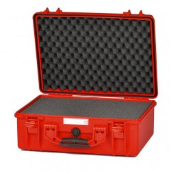 Maleta HPRC2500 color rojo...