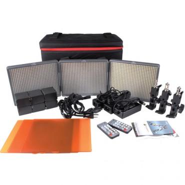 Kit Aputure Sistema LED de...