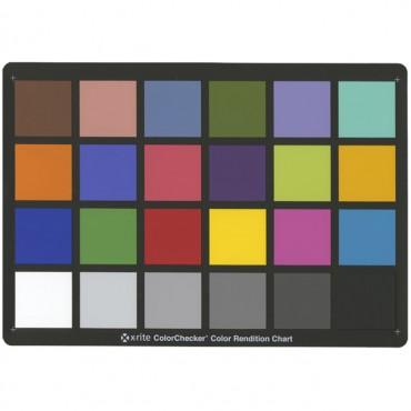 ColorChecker - 24 colores -...