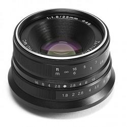 7 Artisans 25mm F1.8 Sony E...
