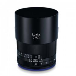 Objetivo Zeiss Loxia 50mm...